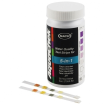 Test Strip,5 in 1