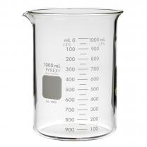 Beaker, Glass, 1000mL