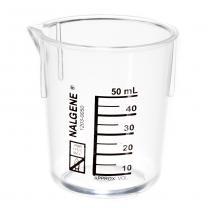 Beakers, Plastic, 50mL