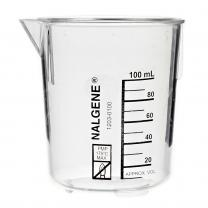 Beaker, Poly, 100mL, pk/12