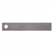 Mild Carbon Steel Coupon