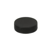 Cap,38-400,BLK,Pull Tab