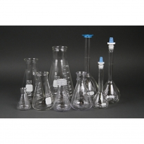 Flask, Erlenmeyer, Hwt, 500mL