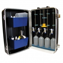 Field Titration Case, 4 Buret