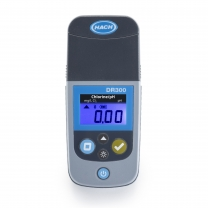 DR300 Pocket Colorimeter, Chlorine & pH, 0.1-10.00