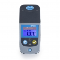 DR300 Pocket Colorimeter, Aluminum, 0.02 - 0.80 mg