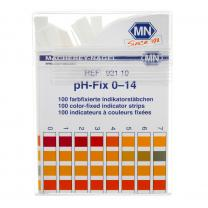 pH Strips,0-14,100/pk