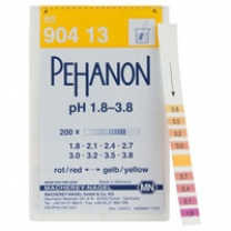 pH Strips,pH 1.8-3.8