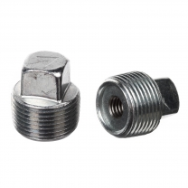 Pipe Plug,3/4 Zinc Coated