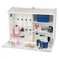 Cabinet, Metal, 4 Buret, K-9780