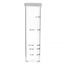 Sample Vial, 5-25mL w/lid
