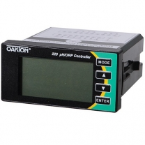 pH/ORP/Temperature 1/8-DIN Controller