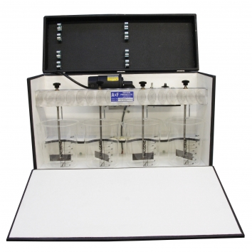 Jar Tester Gang Stirrer Aquaphoenix Scientific